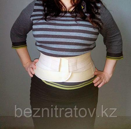 Утягивающий живот пояс Missis Belt женский (очень сильная утяжка !!! с косточками) (Россия)