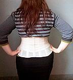 Утягивающий живот пояс Missis Belt женский (очень сильная утяжка !!! с косточками) (Россия), фото 2