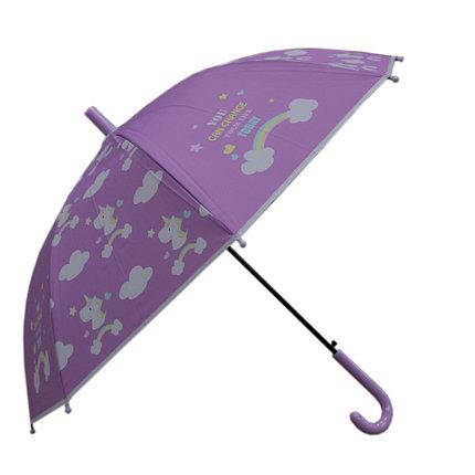 Зонт детский Poe umbrella Единорог, фото 2