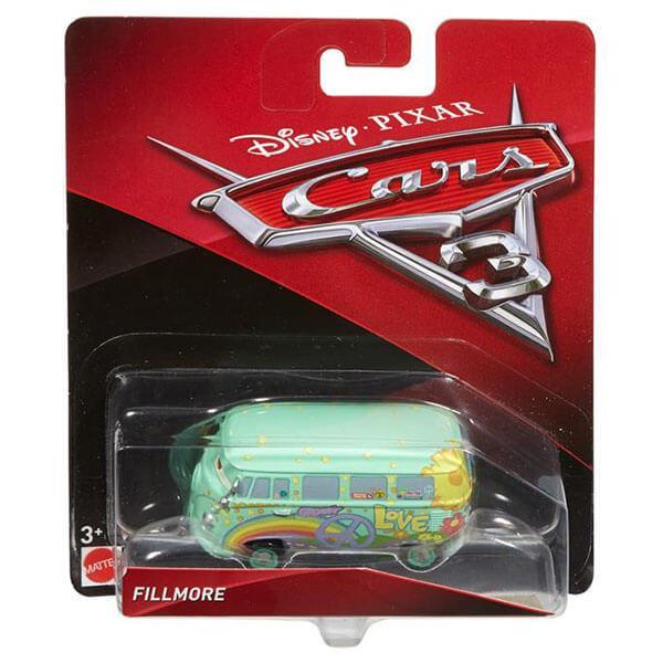 Mattel Cars Базовые машинки Тачки (в ассортименте)