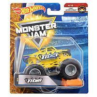 Mattel Hot Wheels Хот Вилс MONSTER JAM машинки 1:64