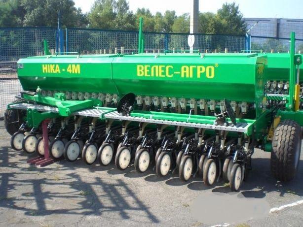 Зерновая сеялка серии СЗМ-4 Ника,прицепная (Велес-Агро)