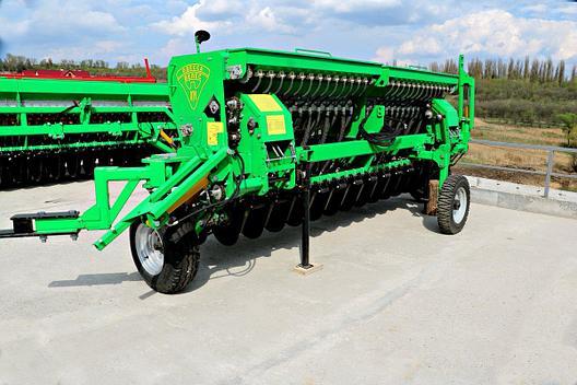 Зерновая сеялка серии СЗМ-4 Ника,прицепная (Велес-Агро), фото 2