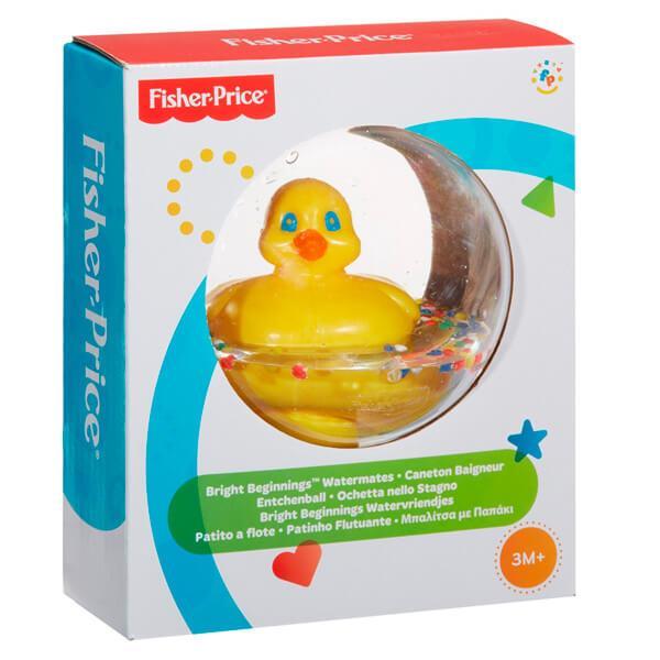 Mattel Fisher-Price Фишер Прайс Уточки с плавающими шариками (в ассортименте)