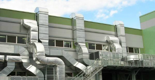 Система кондиционирования торговых центров, фото 2