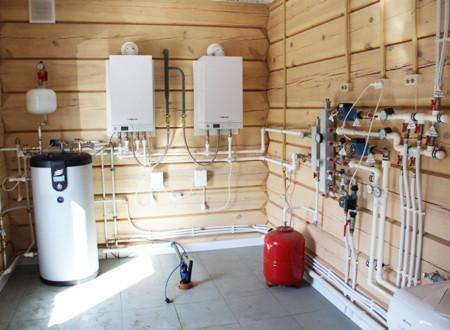 Отопительные системы в жилых помещениях