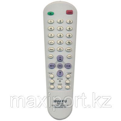 Пульт для кинескопных телевизоров всех моделей универсальный, фото 2