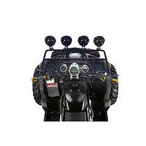 Квадроцикл Raptor Max Pro 300cc (4+1) (красный/черный), фото 3