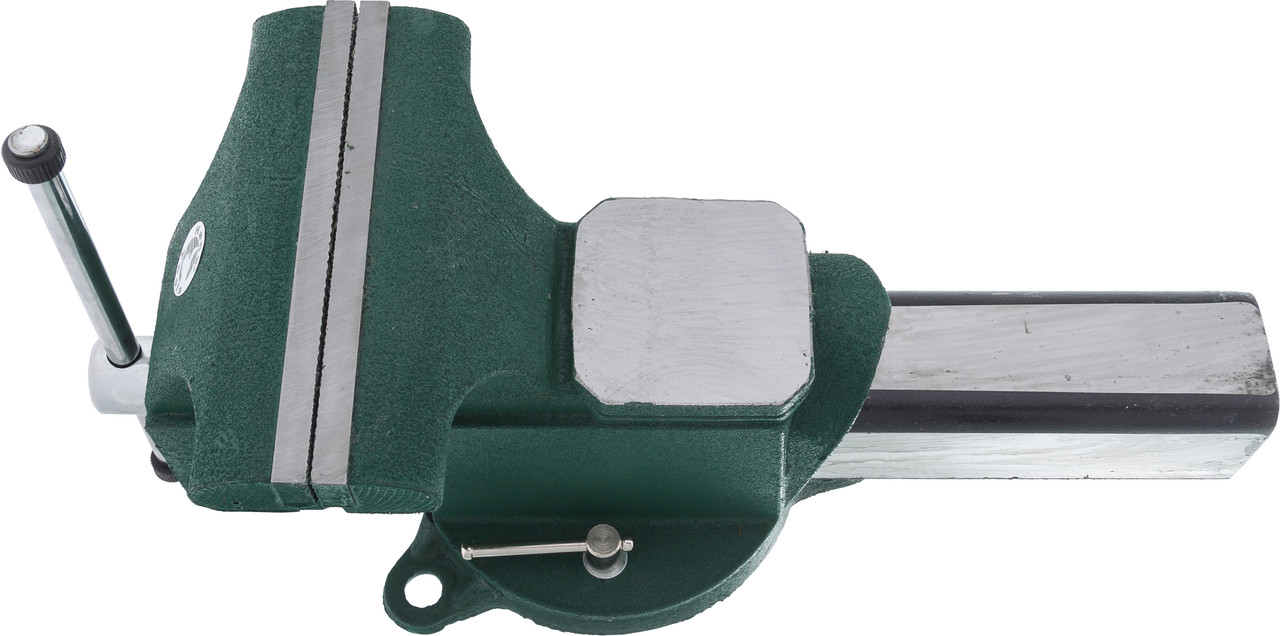Тиски верстачные Hans 5411-08 с наковальней 200 мм