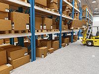 Мониторинг складов