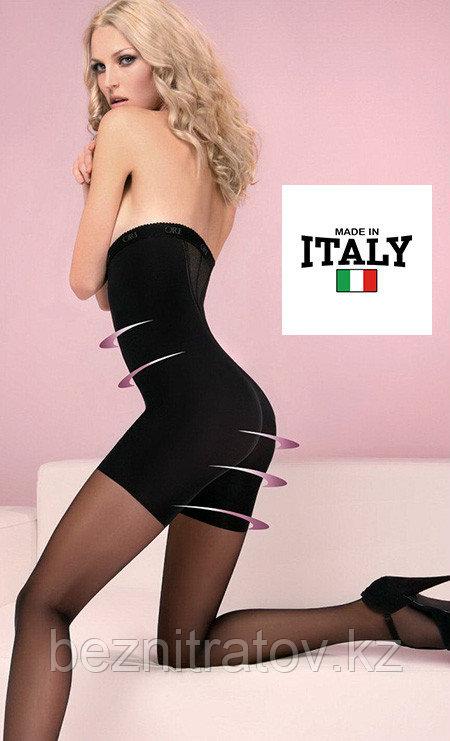 Корректирующие весь живот, бока и ягодицы колготки Perfect Body Shaper 20 den (Италия)