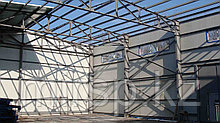 Легкая металлоконструкция