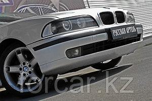 Накладки на передние фары (реснички) BMW E39 2001-