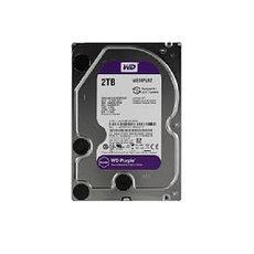 02 HDD для Видеонаблюдения Western Digital Purple