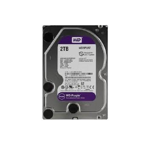 Жесткий диск для видеонаблюдения 2Tb Western Digital Purple