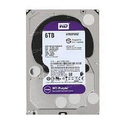Жесткий диск для видеонаблюдения 6Tb Western Digital Purple