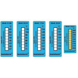Индикаторы температуры Testo