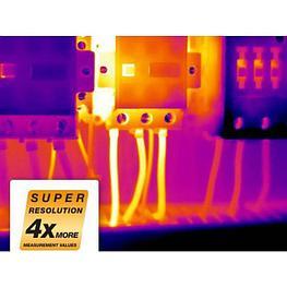 Высокотемпературные программные опции для тепловизоров Testo