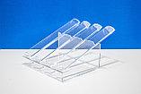 Подставка для макарун 4 ряда наклонная, фото 3