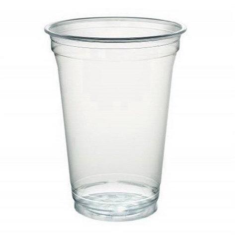 Стакан для холодного, объем 0.5 л,прозрачный, полиэтилентерефталат, 50 шт, фото 2