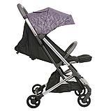 Прогулочная коляска Pituso Style  Camouflage purple S316B0, фото 4