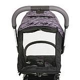 Прогулочная коляска Pituso Style  Camouflage purple S316B0, фото 7
