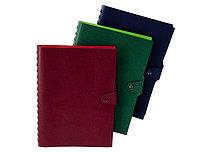 Датированный ежедневник А5 Prestige (Престиж) красный, фото 2