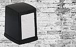 Диспенсер для настольных салфеток Vialli чёрного цвета (Турция), фото 2