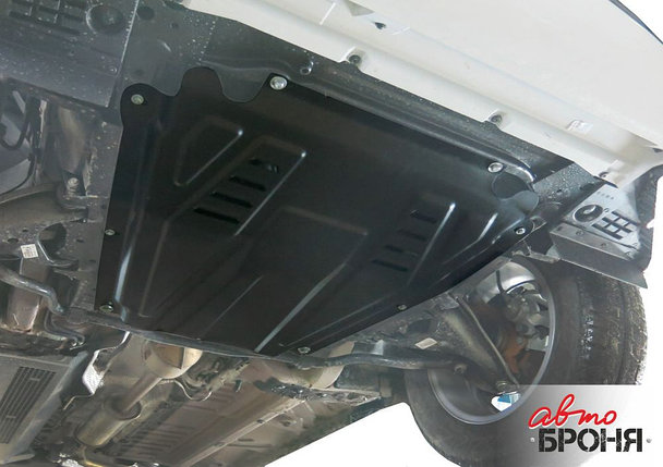 Защита картера и КПП Lada Xray (Xray Cross) 2016-н.в., фото 2