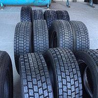 Восстановление протектора шин, размером 315/80 R22.5