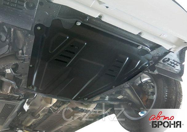 Защита картера и КПП Renault Logan 2005-н.в., фото 2