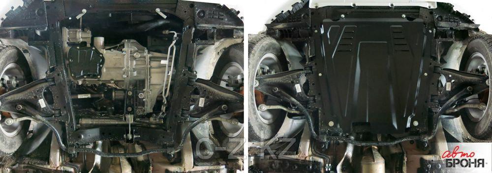 Защита картера и КПП Nissan Almera 2013-2018, фото 2