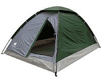 Палатка HIGH PEAK MONODOME PU, синий/зеленый