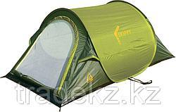 Палатка быстросборная BEST CAMP SKIPPY 2, цвет зеленый/темно-зеленый