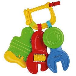 Fisher Price игрушки инструменты прорезыватели