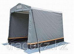 Палатка-склад HIGH PEAK MULTI TENT, цвет серый/черный