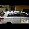 Рейлинги продольные Can Otomotiv для Mitsubishi ASX 2010-