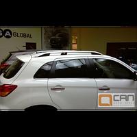 Рейлинги продольные Can Otomotiv для Mitsubishi ASX 2010-, фото 1