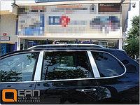 Рейлинги продольные Can Otomotiv для Porsche Cayenne 2003-09, фото 1