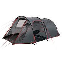 Палатка HIGH PEAK BUNBURRY 4, цвет темно-серый/красный