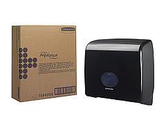 7184 Aquarius диспенсер для туалетной бумаги в рулонах Jumbo чёрный производство Kimberly Clark Professional, фото 2