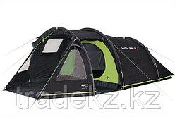 Палатка HIGH PEAK ATMOS 3, цвет темно-серый/зеленый
