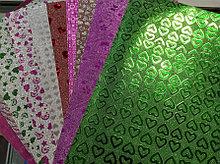 Самоклеющаяся бумага для скрапбукинга,80 гр, 10 листов, А4 Алматы