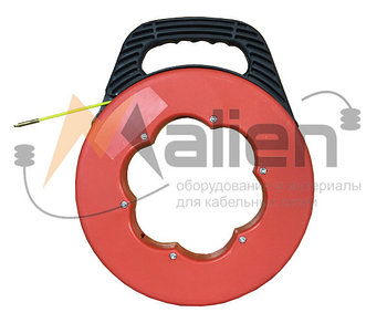 Мини УЗК в пластиковой кассете МУП 3,5/50, d=3.5mm, L=50m