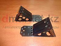 Противооткатный упор ST-001A, металлический, складной, нагрузка до 500 кг, фото 1