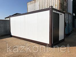 Жилой контейнер Алматы, жилые контейнеры.