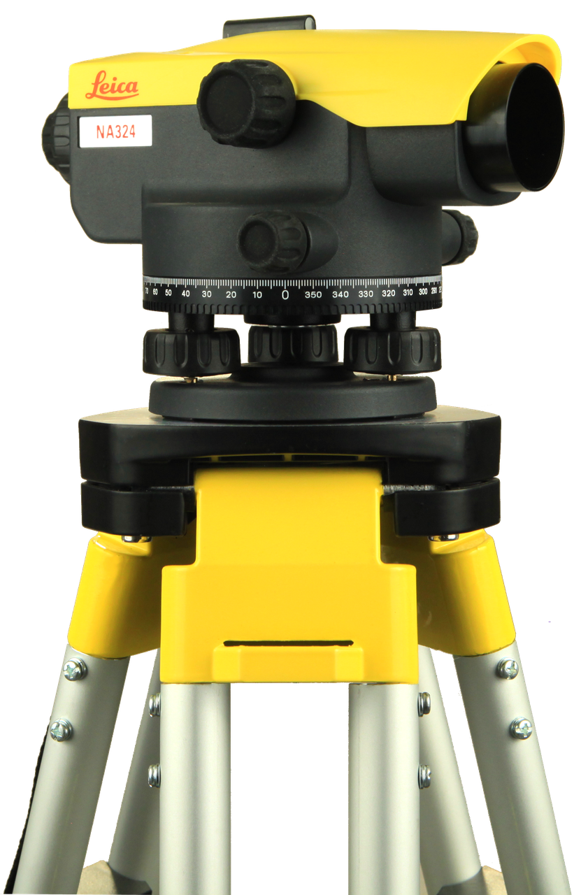 Инженерный оптический нивелир Leica NA320