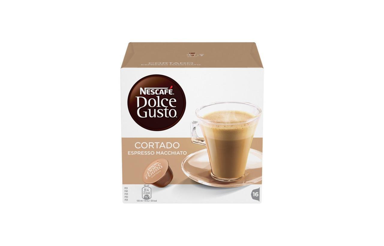 Кофе в капсулах Nescafe Dolce Gusto Cortado