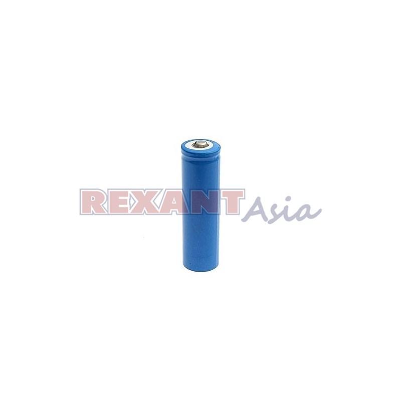 Аккумулятор AA, Li-ion 14500 unprotected 750 mAH 3.7 В REXANT (30-2050)