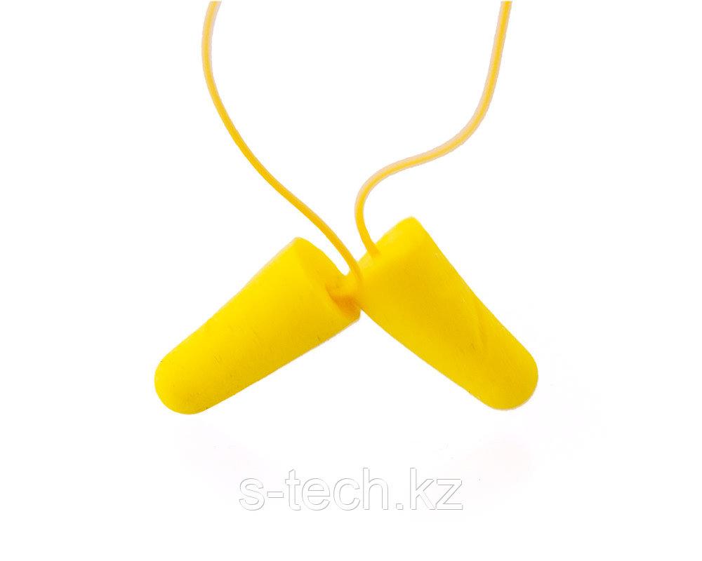 Беруши противошумные со шнурком -35Дб